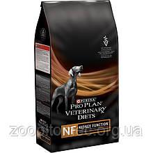Purina (Пурина) Veterinary Diets NF Лечебный корм для собак при  почечной недостаточности, 3 кг