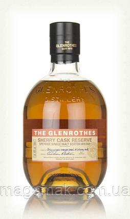 Виски The Glenrothes Sherry Cask Reserve / Гленротс Шерри Каск Резерв 40% 0.7л, фото 2