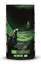 Purina (Пурина) Veterinary Diets HA Корм для собак Лечение алергических заболеваний, 3 кг