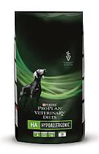 Purina (Пурину) Veterinary Diets HA Корм для собак Лікування алергичеських захворювань, 3 кг