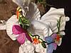 Обруч для волос веночек с бабочками аксессуары для волос, фото 3