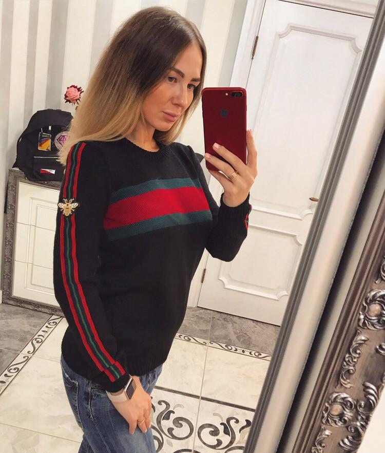 Женский модный свитер ЕЛ0004