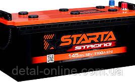 6СТ-145 аккумулятор /Starta Strong/