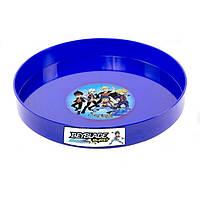 Синяя Арена Beyblade игровое поле для игры в Бей блейд 35 см