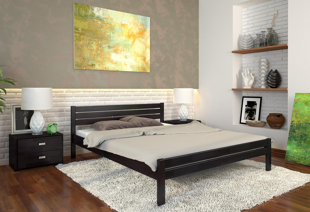 Кровать Arbordrev Роял (140*200) сосна