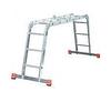 """Лестница шарнирная """"трансформер"""" надёжный друг и помощник при работах на уровне до 4х. метров!"""