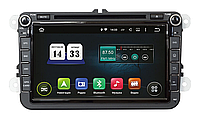 Штатная магнитола Volkswagen Passat B6, B7, CC android 8.0 (TSA-8684) INCar