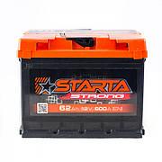 6СТ-62 аккумулятор /Starta Strong/