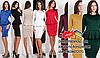 Жіноче плаття Кранефли Різні кольори