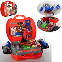 Дитячий ігровий набір інструментів у валізці, 8011