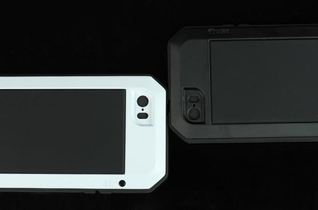 Чехол Lunatik Taktik Strike Black для iPhone 5G/5s/SE , фото 2