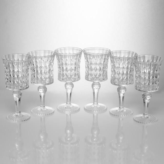 Бокалы, стаканы, рюмки, фужеры