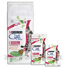 Cat Chow (Кет Чау) Special Care Urinary Корм для кішок для профілактики сечокам'яної хвороби, 1,5 кг