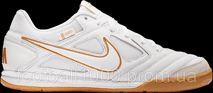6b3bb457 Футзалки Nike SB Gato AT4607-100: продажа, цена в Киеве. футбольная ...