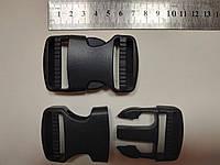 Фастекс 40 мм черный К 1