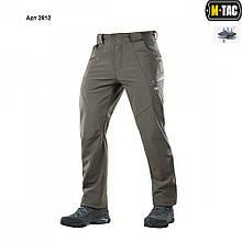M-Tac брюки Soft Shell Winter Olive