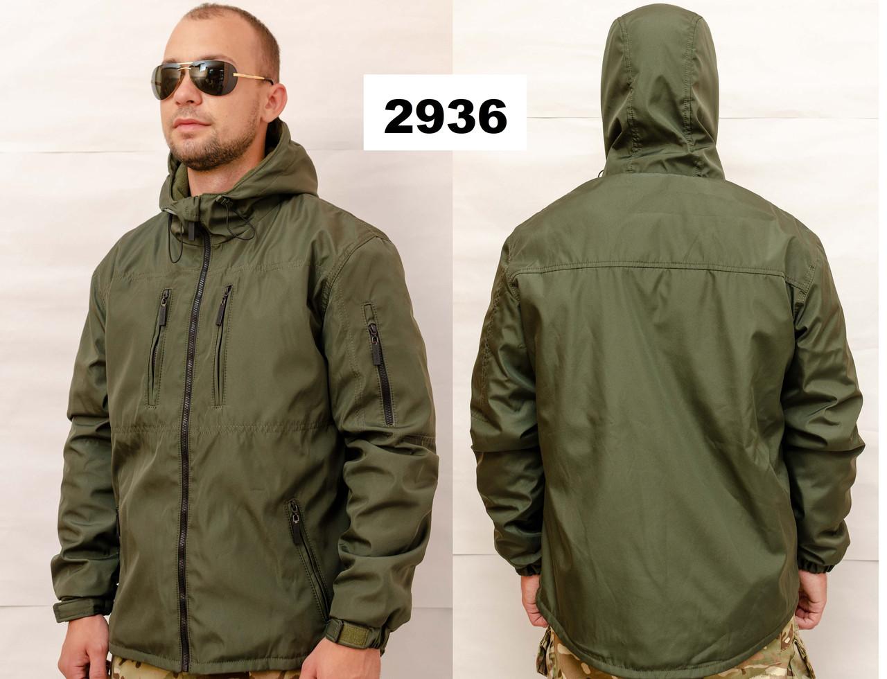 Куртка тактическая PRETTY Field Jacket M40 khaki (Синтепон)