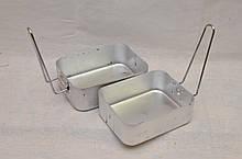 Набо посуды (сковородки) армии Голландии Б\У Высший сорт (аллюминий)