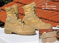 Берцы BW Baltes desert boots, tropenstiefel оригинал  1  сорт
