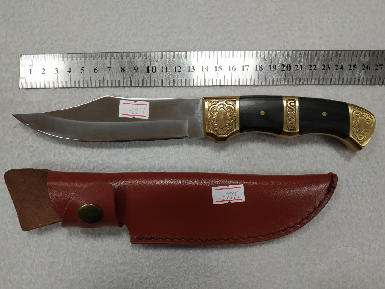 Нож с фиксированным клинком KT112