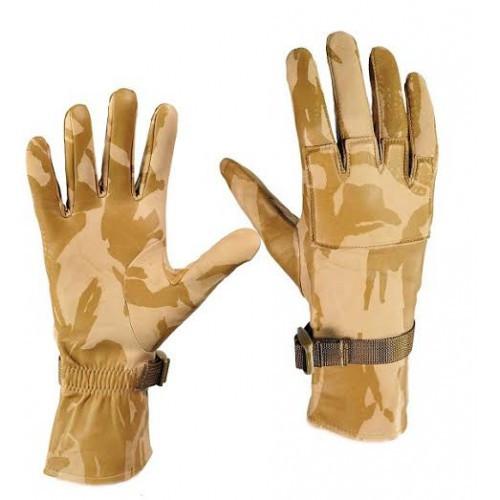 Перчатки тактические  DDPM  кожа оригинал Британия 2 сорт
