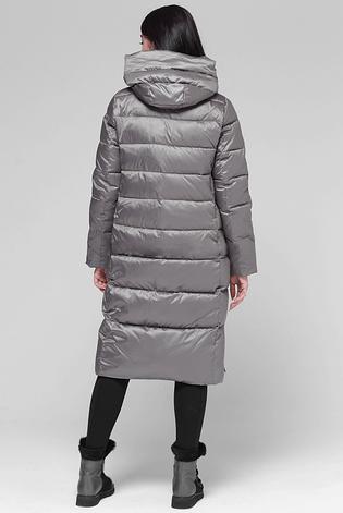 Стильная женская зимняя куртка BTF 1885 цвета визон, фото 2