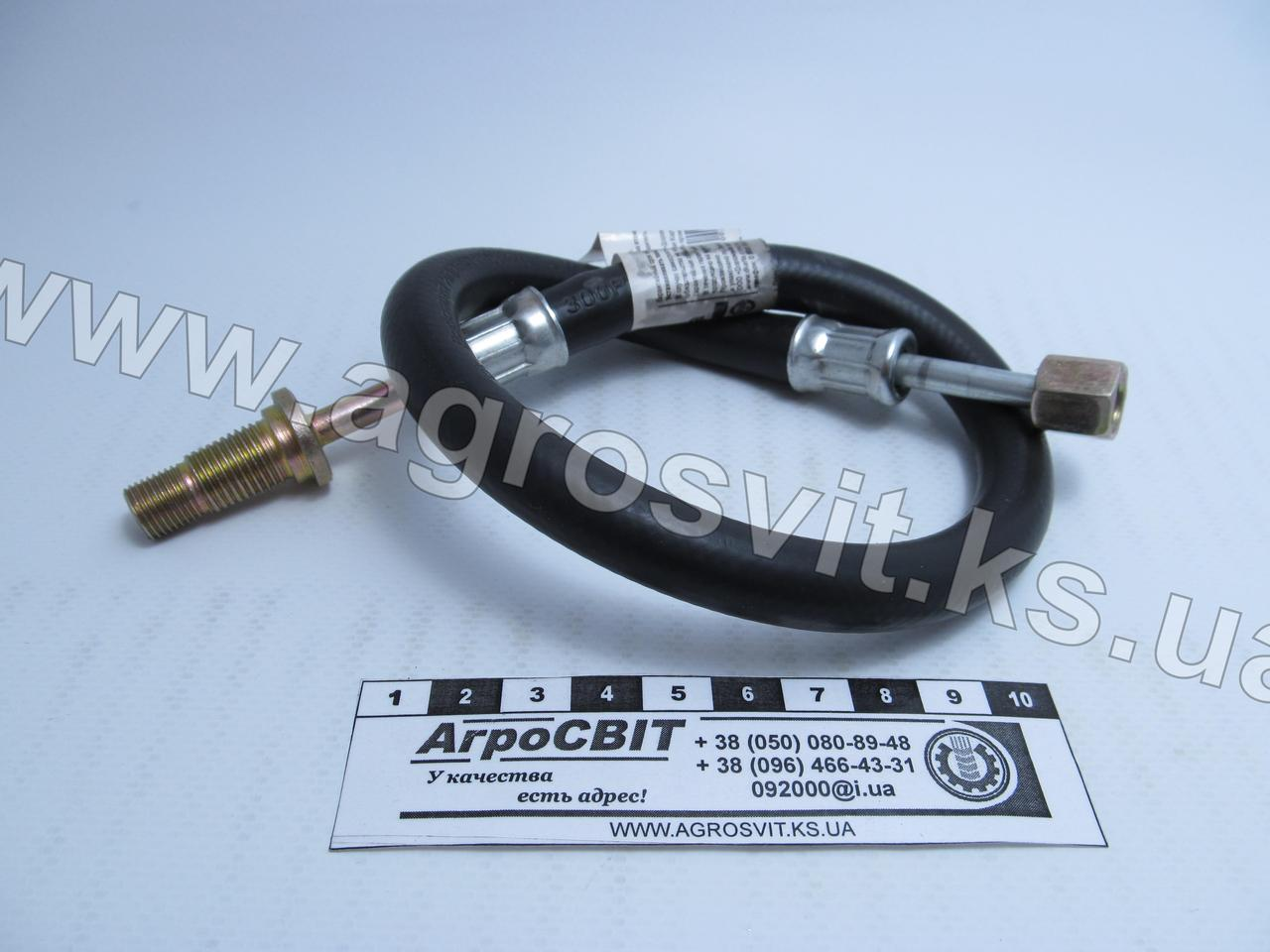 Шланг указателя давления МТЗ (480 мм.); 70-3801180