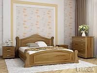 Кровать деревяная 160х200 Венеция Явіто