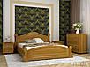 Кровать деревяная 160х200 Венеция Явіто, фото 4