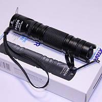 Xtar PACER WK18 Ручной фонарь с мощным светодиодом CREE XM-L2 U3, дальность 150м 1000lm IPX-8