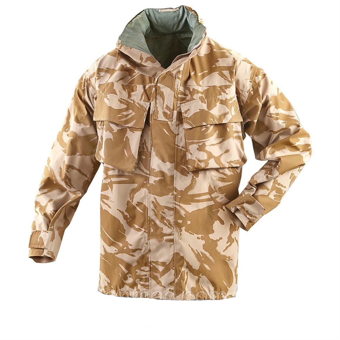 Куртка GORE-TEX DDPM с капюшоном  Великобритания. Высший  сорт