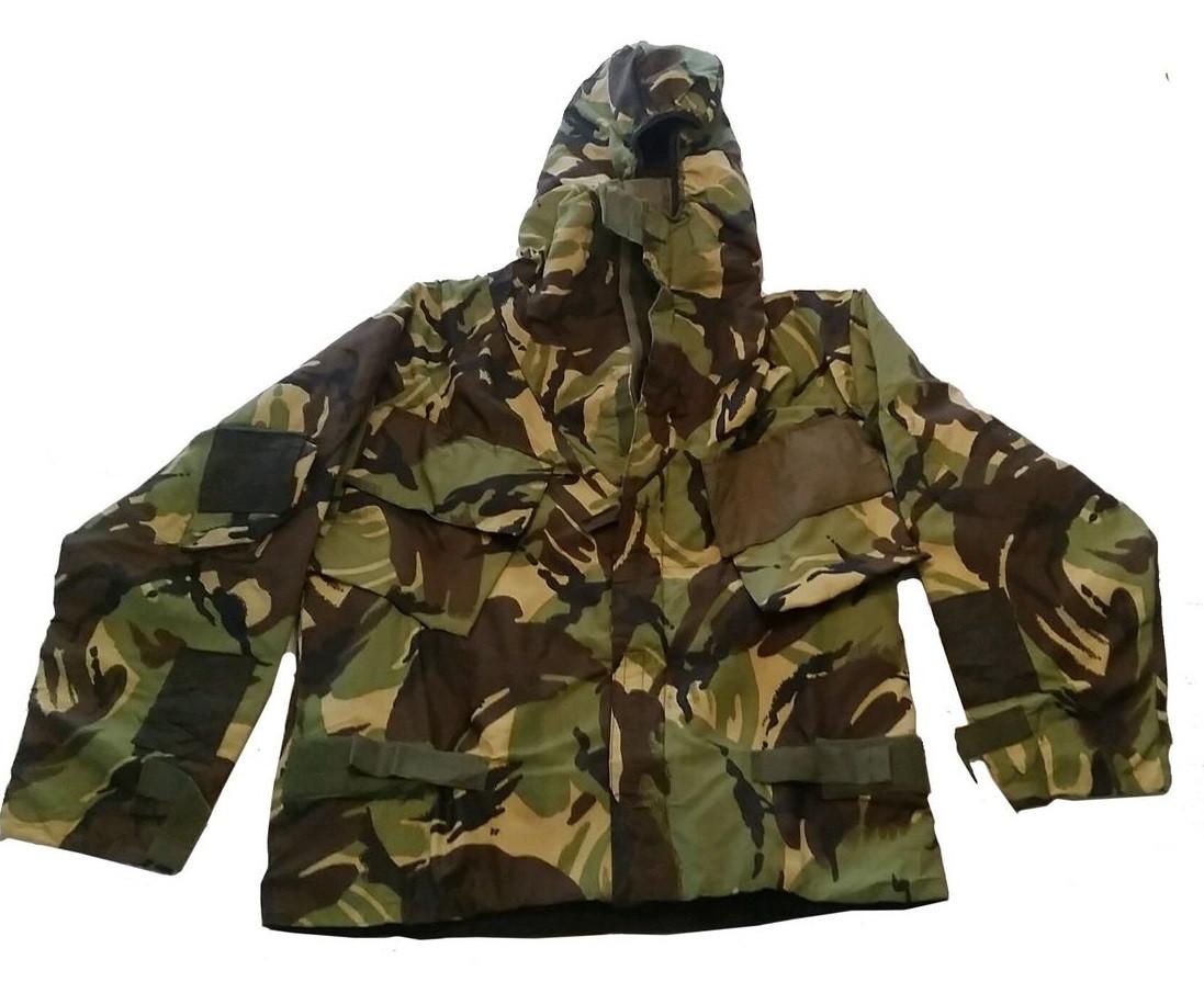 Куртка химзащиты Suit Protective NBC MK IV DPM . Высший сорт