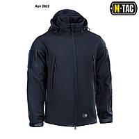 M-Tac куртка Soft Shell Navy Blue