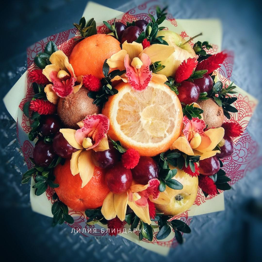 Букет из фруктов №29