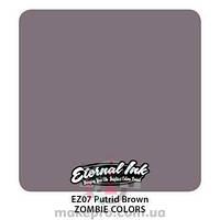 30 ml Eternal Putrid Brown [Zombie]