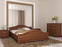 Кровать деревяная 160х200 Орхидея Явіто