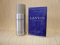 Lanvin - Lanvin L'Homme (1997) - Дезодорант-спрей 150 мл, фото 1