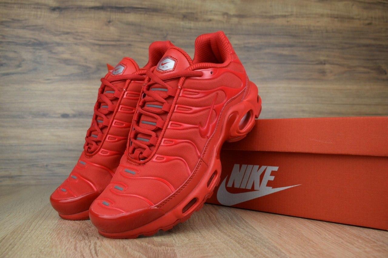 Кроссовки женские Nike TN Plus. ТОП КАЧЕСТВО!!! Реплика класса люкс (ААА+), фото 1