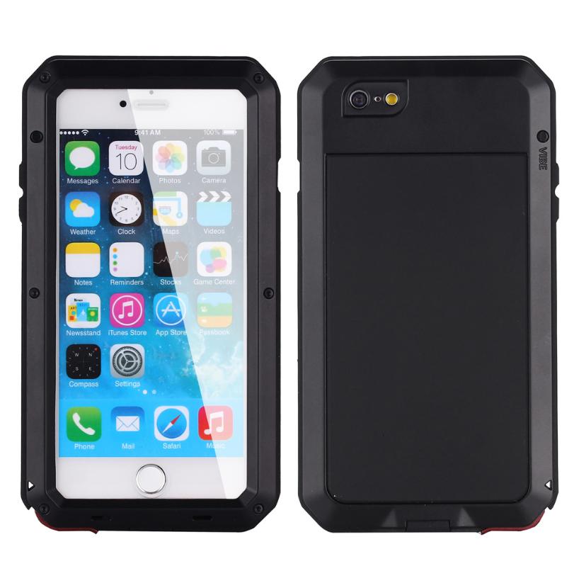 Чехол Lunatik Taktik Strike Black для iPhone 6 PLUS /6s PLUS