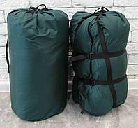 Тактический спальный мешок (до -15) спальник туристический для похода, для холодной погоды!