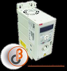 Преобразователь частоты ACS150-03E-07A3-4 3кВт 400В 3Ф IP20, фільтр EMC2, R1