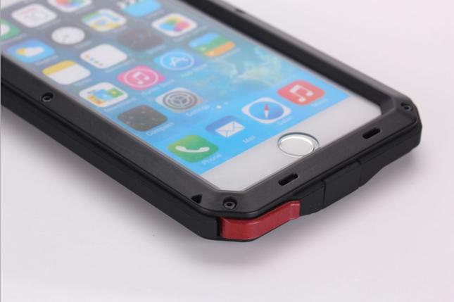 Чехол Lunatik Taktik Strike Black для iPhone 7/8, фото 2