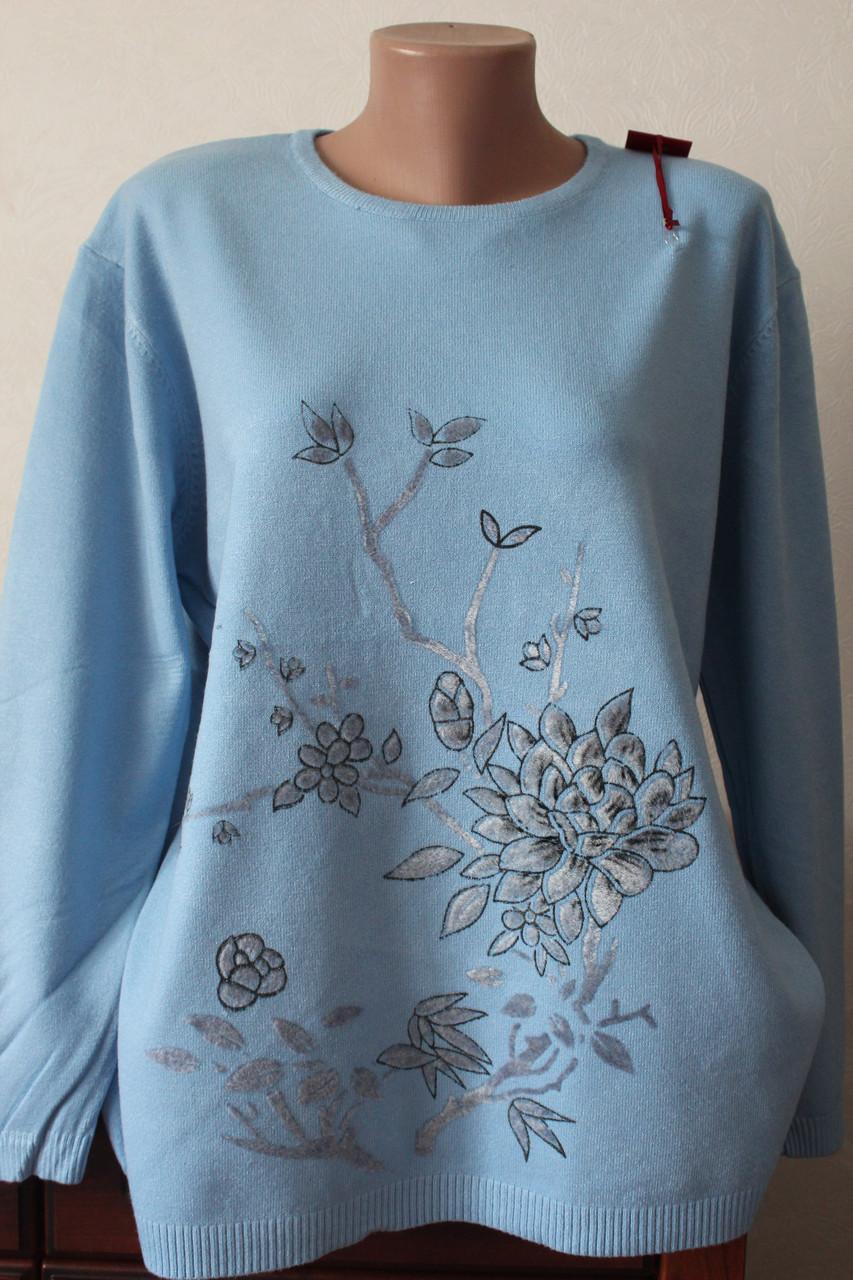 06de48220ff Кофта женская цветы - Elenka - женская одежда оптом  юбки и сарафаны женские
