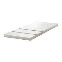 IKEA ПЛУТТЕН Пенистый матрас для раздвижной кровати, 80x200 см
