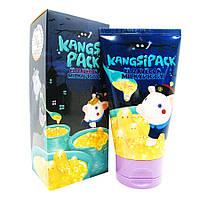 Маска с коллагеном и золотом Elizavecca Milky Piggy Kangsi Pack, 120ml