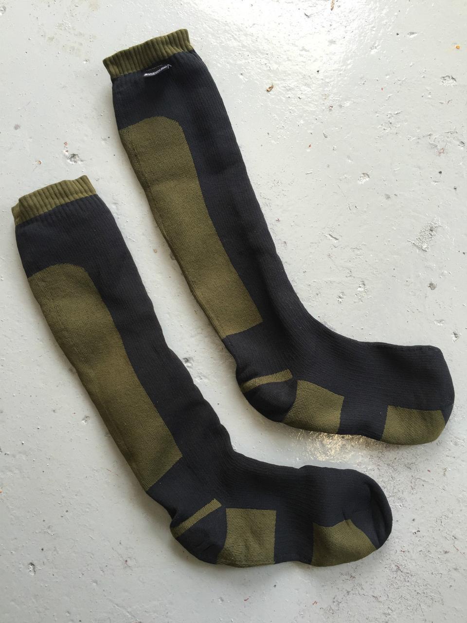 Носки водонепроницаемые Sealskinz Military Issue армии Британии Б/У Высший сорт