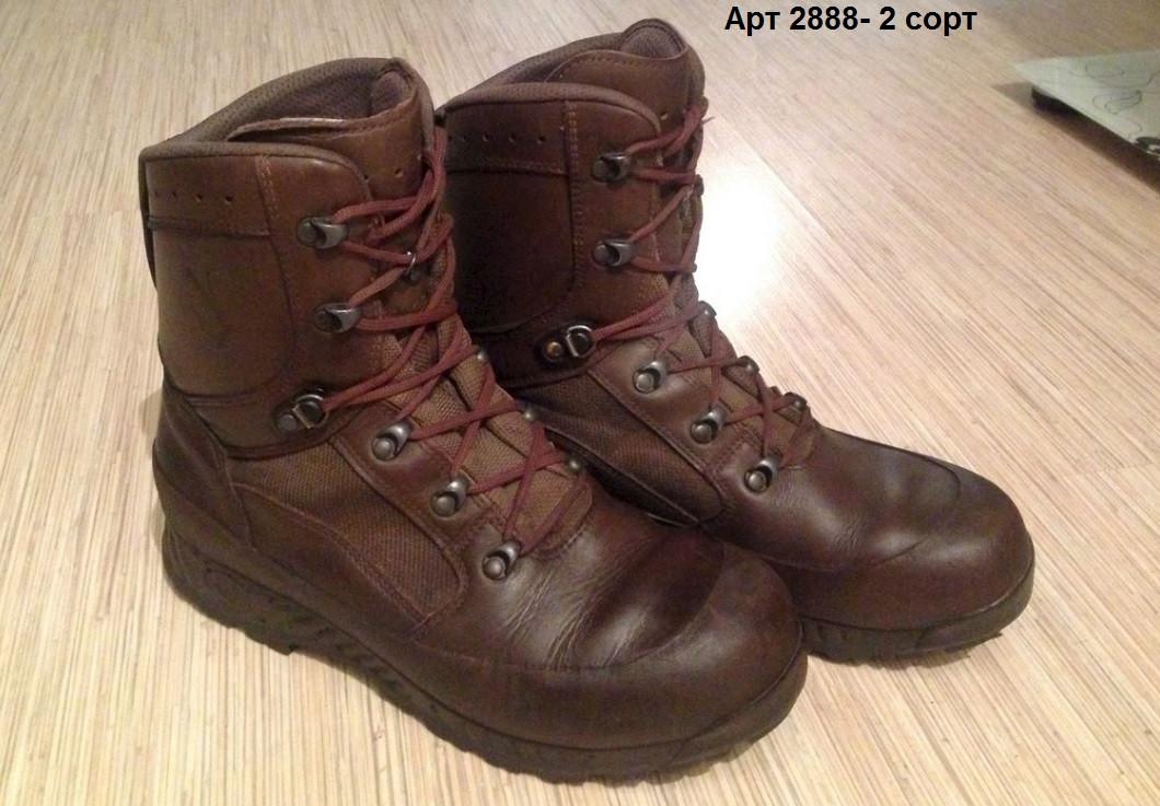 Берцы  HAIX Desert Scout Boots Combat High Liability оригинал Б/У 2 сорт