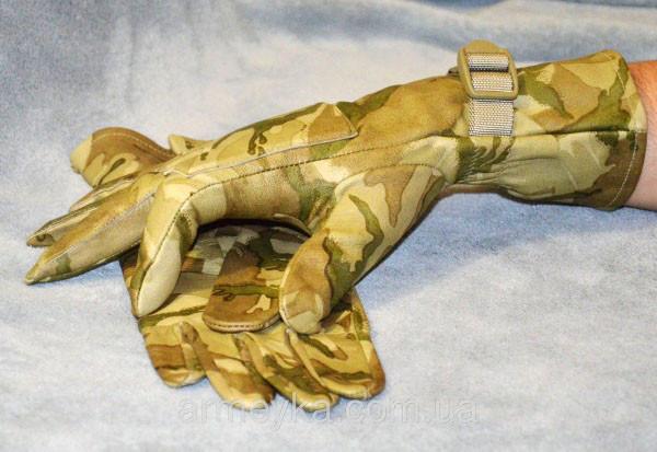 Перчатки MTP кожанные оригинал Британия Высший сорт