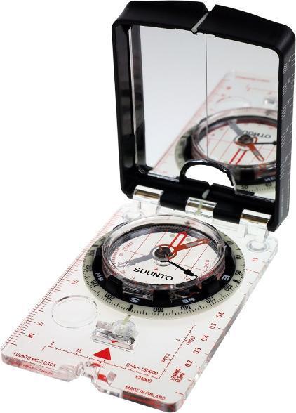 Компас Suunto MC-2 G Mirror Compass оригинал Б/У 2 сорт