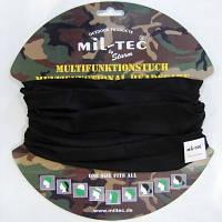Баф Mil-Tec черный 12216002